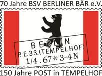 Briefmarkensammlerverein Berliner Bär e.V.