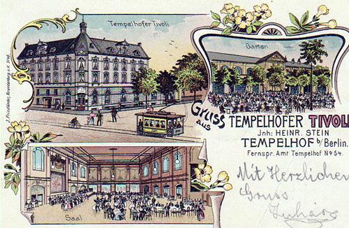 Briefmarkenverein Berliner Bär e.V. in Berlin – Tempelhof